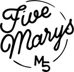 Five Marys logo